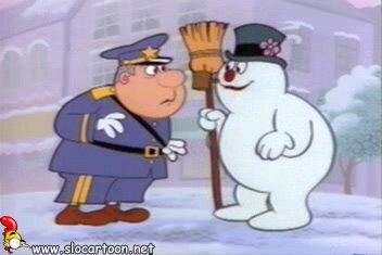 Frosty_snowman
